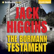 The Bormann Testament Audiobook, by Jack Higgins