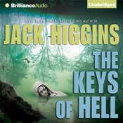 The Keys of Hell Audiobook, by Jack Higgins