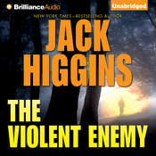 The Violent Enemy, by Jack Higgins