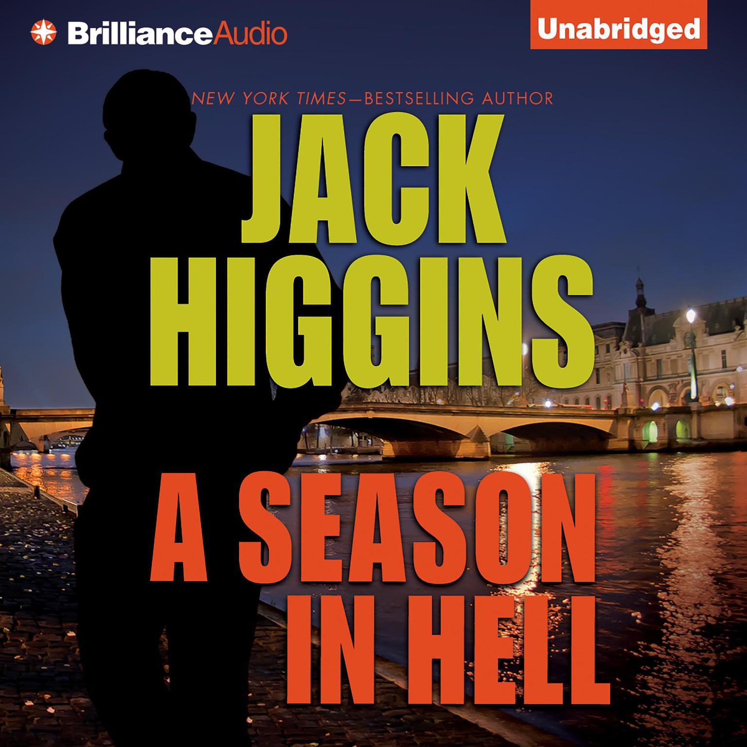 Printable A Season in Hell Audiobook Cover Art