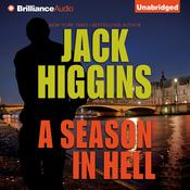 A Season in Hell Audiobook, by Jack Higgins