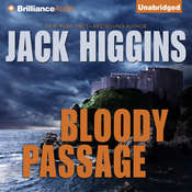 Bloody Passage, by Jack Higgins