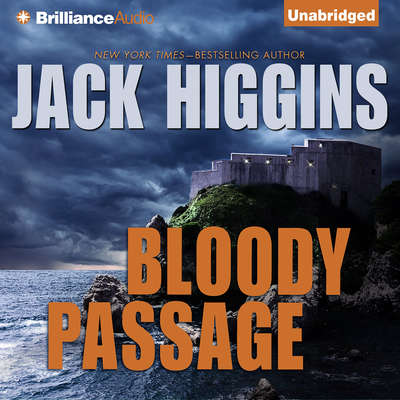 Bloody Passage Audiobook, by Jack Higgins