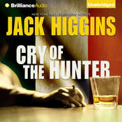 Cry of the Hunter, by Jack Higgins