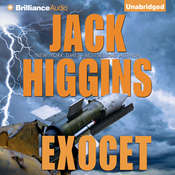 Exocet Audiobook, by Jack Higgins
