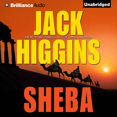 Sheba Audiobook, by Jack Higgins