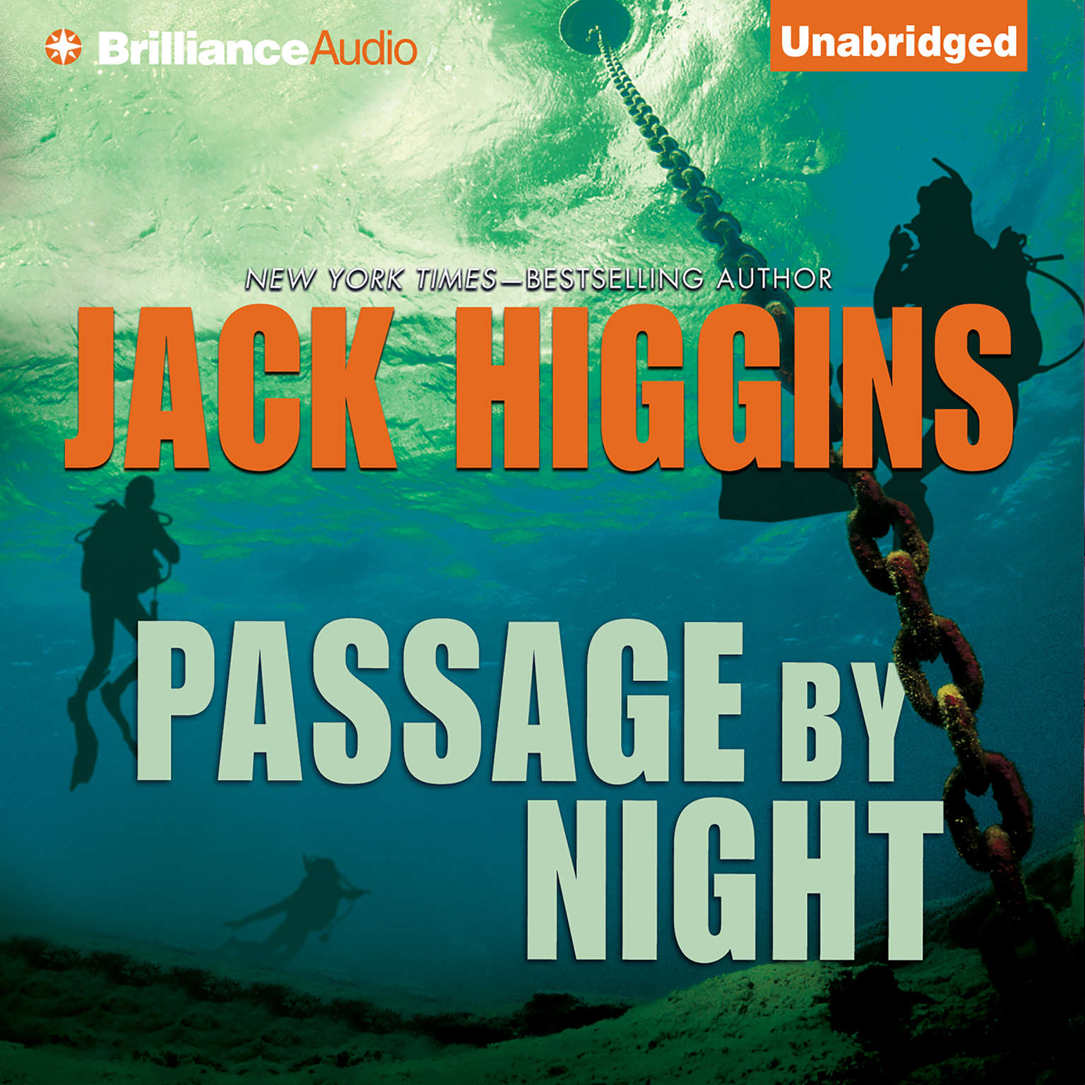 Printable Passage by Night Audiobook Cover Art