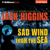 Sad Wind from the Sea Audiobook, by Jack Higgins