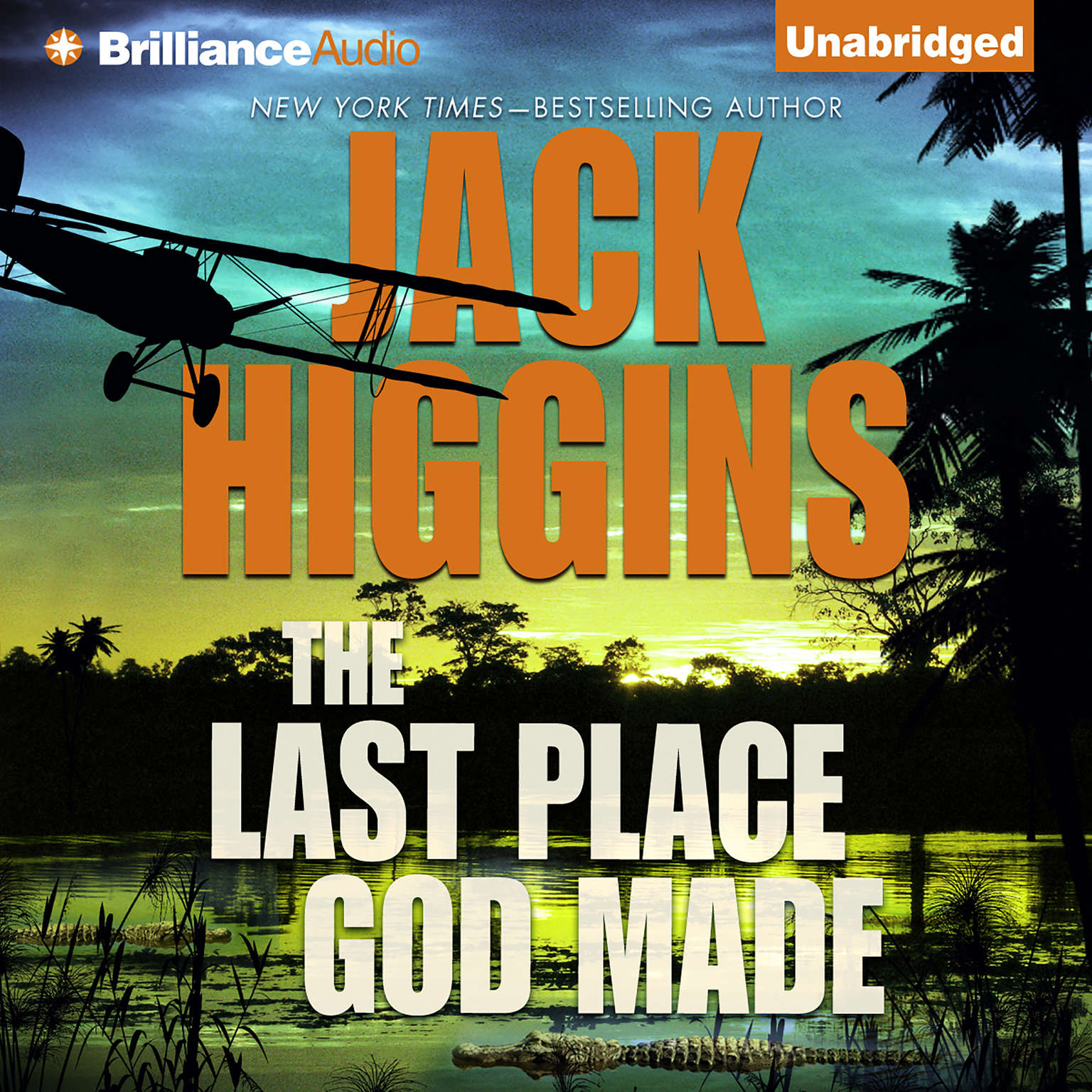 Printable The Last Place God Made Audiobook Cover Art