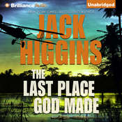 The Last Place God Made Audiobook, by Jack Higgins