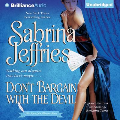 Dont Bargain with the Devil Audiobook, by Sabrina Jeffries
