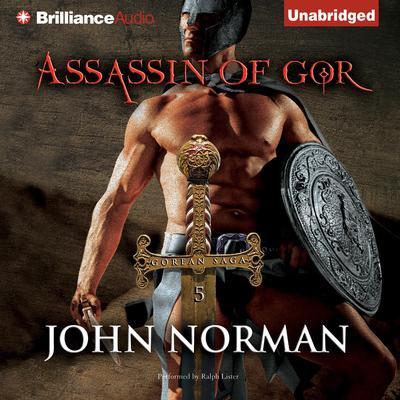 Assassin of Gor Audiobook, by John Norman