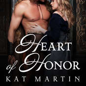 Heart of Honor Audiobook, by Kat Martin