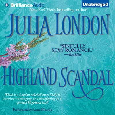 Highland Scandal Audiobook, by Julia London
