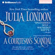 A Courtesans Scandal Audiobook, by Julia London