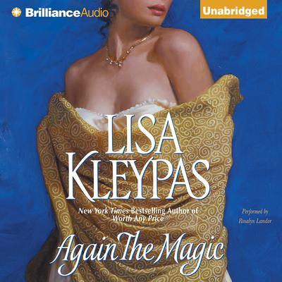 Again The Magic Audiobook, by Lisa Kleypas