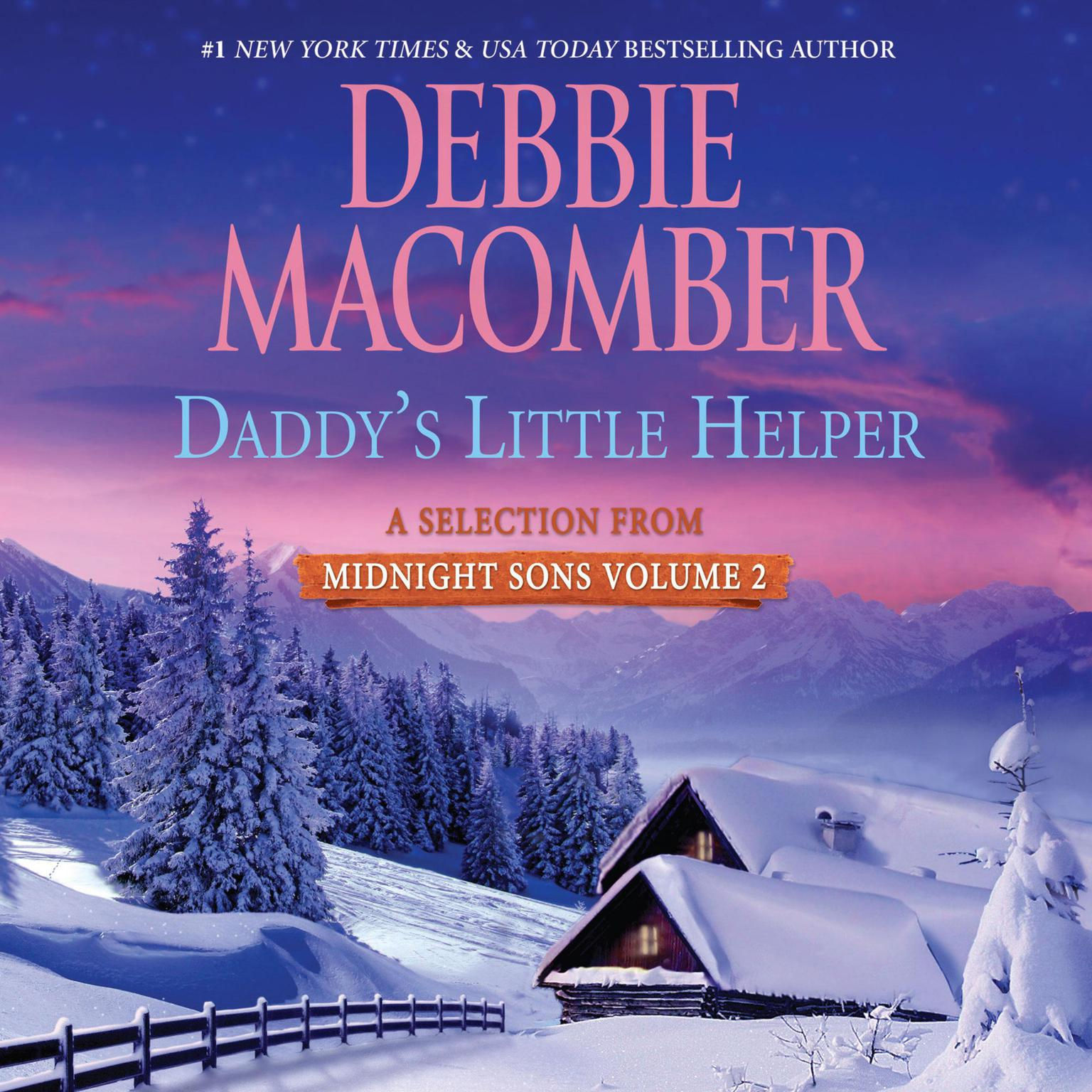 Printable Daddy's Little Helper: A Selection from Midnight Sons Volume 2 Audiobook Cover Art