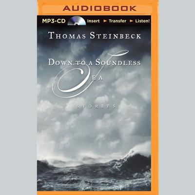 Down to a Soundless Sea: Stories Audiobook, by Thomas Steinbeck