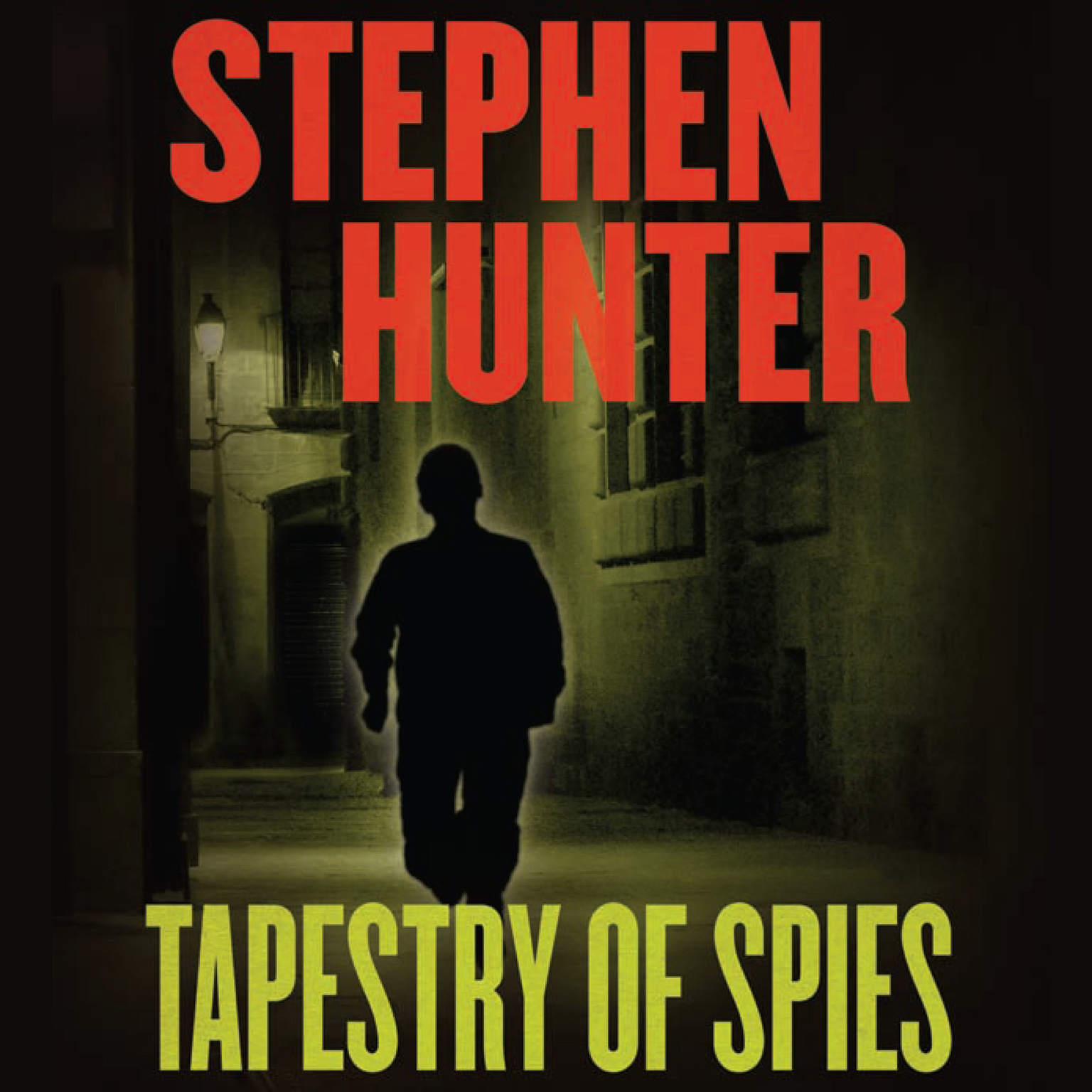 Printable Tapestry of Spies Audiobook Cover Art