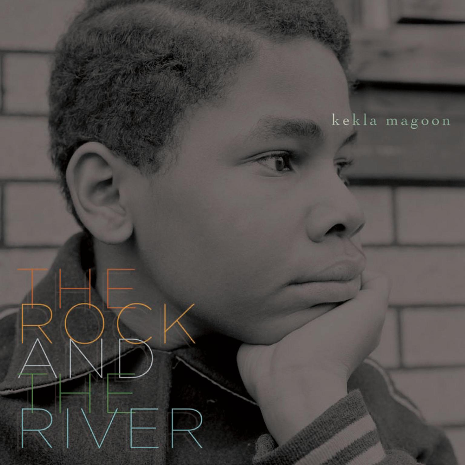 Printable The Rock and the River Audiobook Cover Art