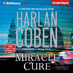 Miracle Cure Audiobook, by Harlan Coben