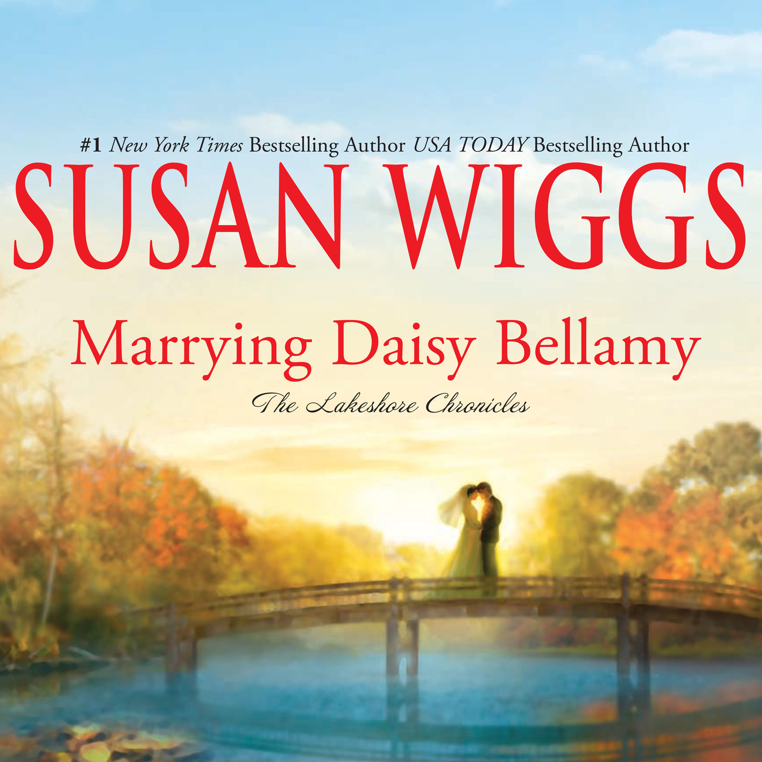 Printable Marrying Daisy Bellamy: The Lakeshore Chronicles Audiobook Cover Art