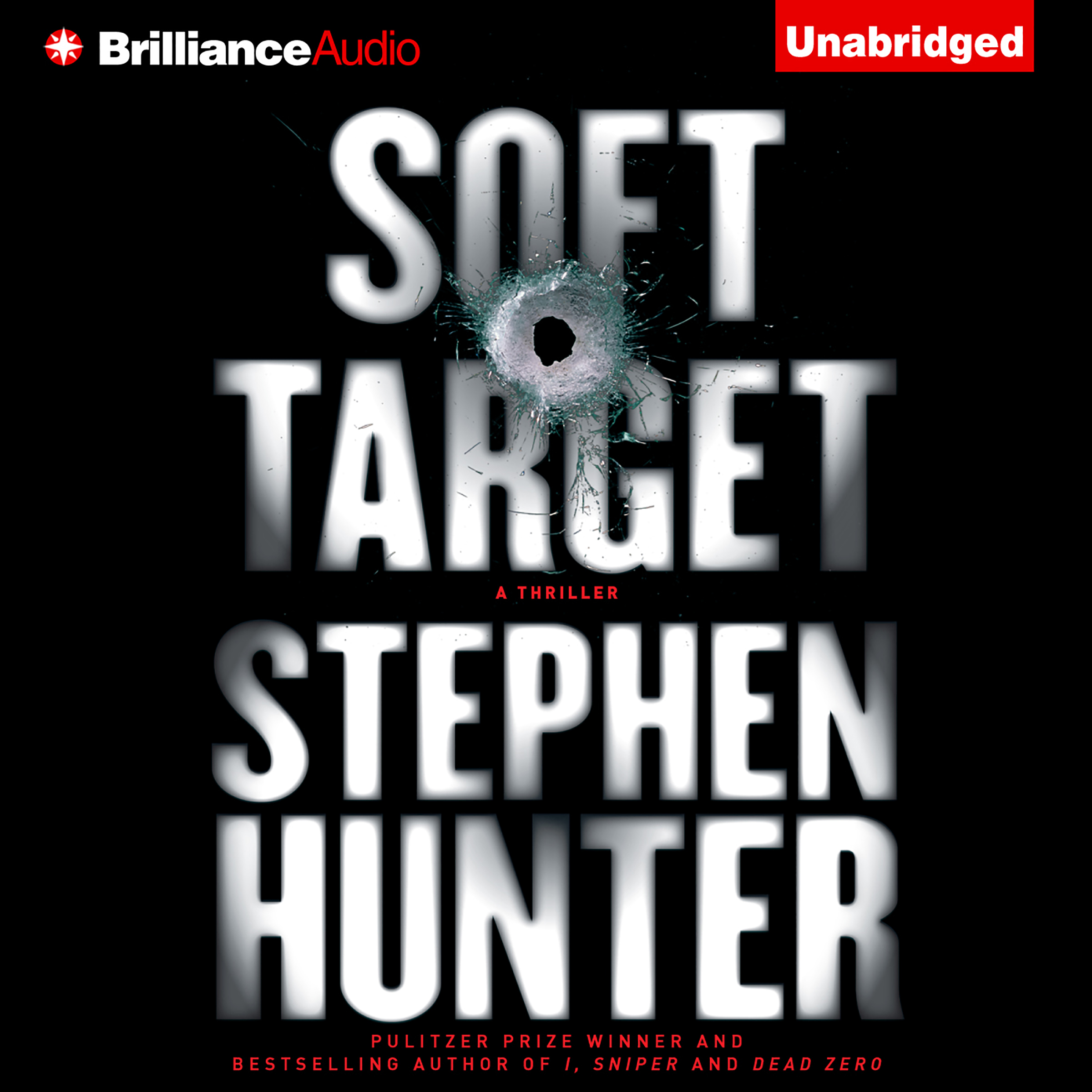 Printable Soft Target Audiobook Cover Art