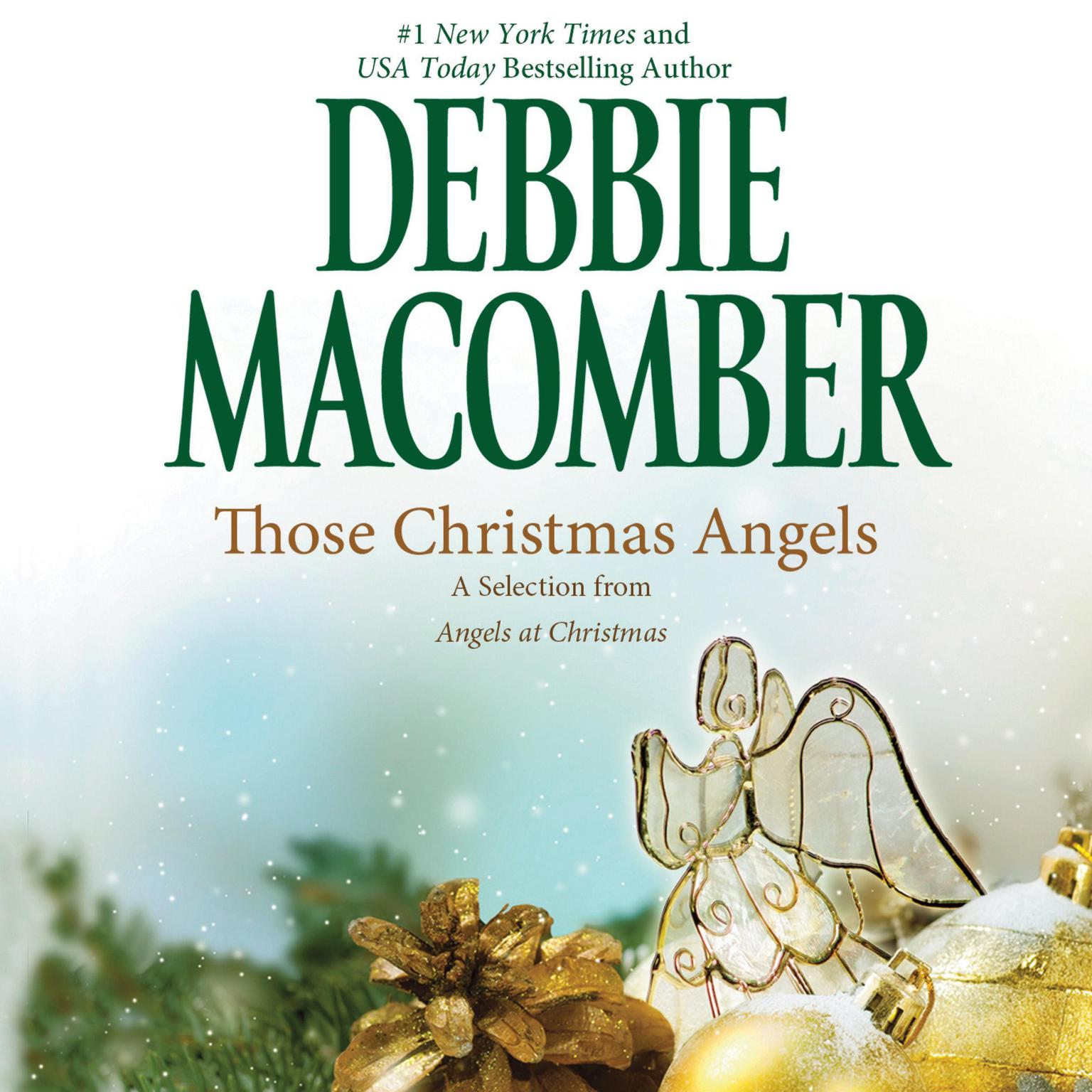 Printable Those Christmas Angels: A Selection from Angels at Christmas Audiobook Cover Art