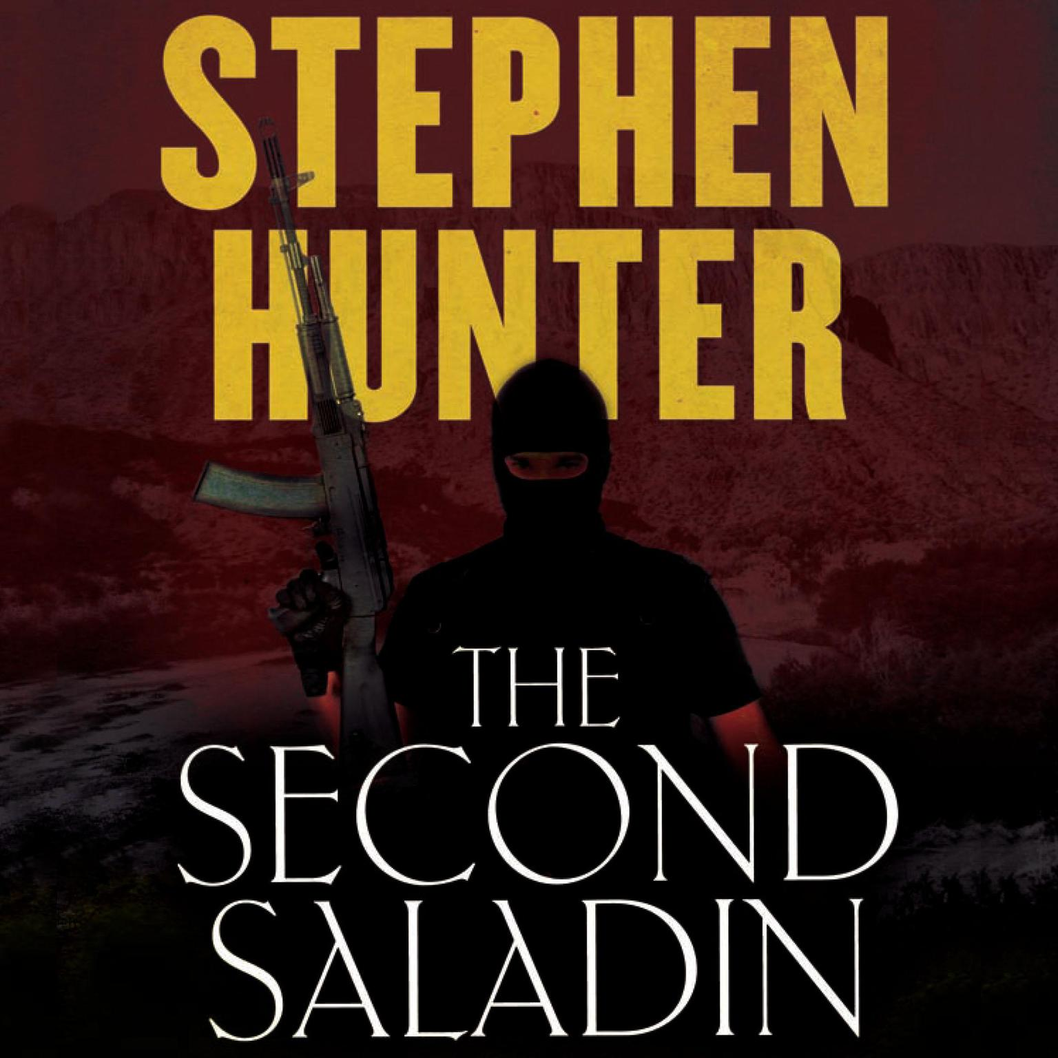 Printable The Second Saladin Audiobook Cover Art