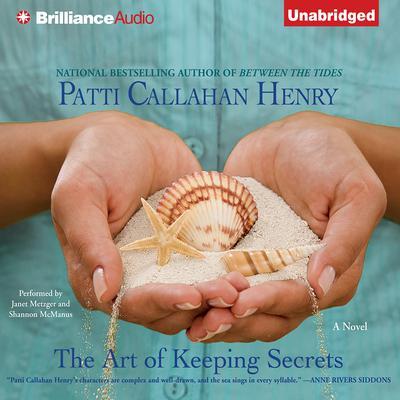 The Art of Keeping Secrets: A Novel Audiobook, by Patti Callahan Henry