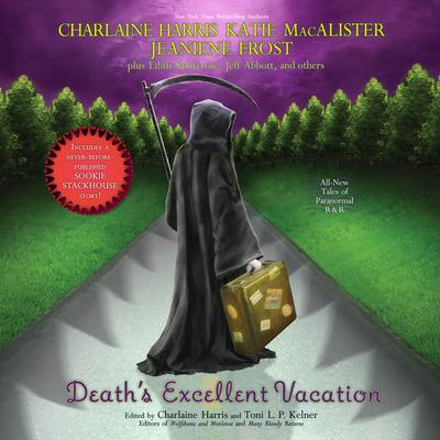 Deaths Excellent Vacation Audiobook, by Charlaine Harris
