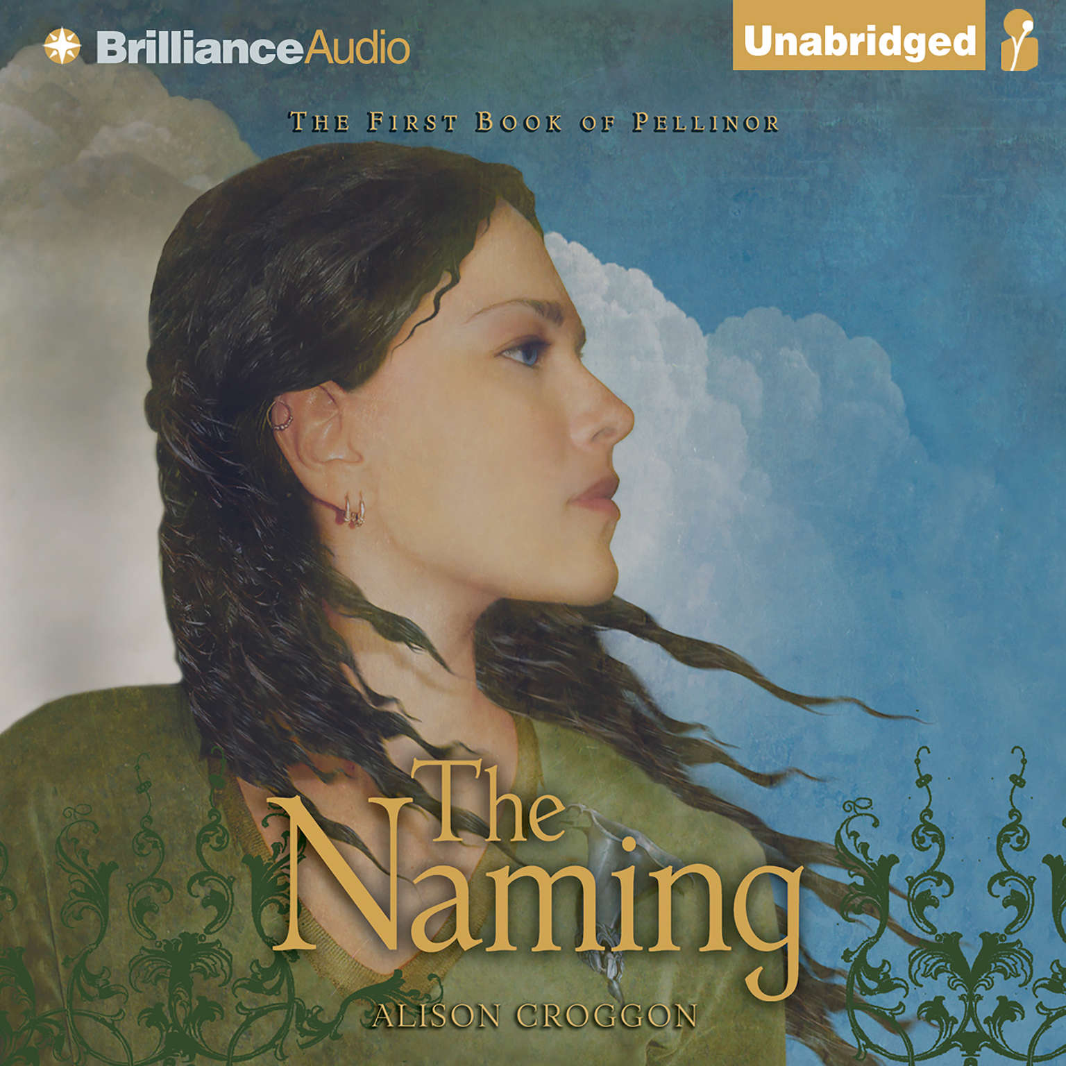 Printable The Naming: The First Book of Pellinor Audiobook Cover Art