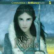 The Riddle: The Second Book of Pellinor Audiobook, by Alison Croggon