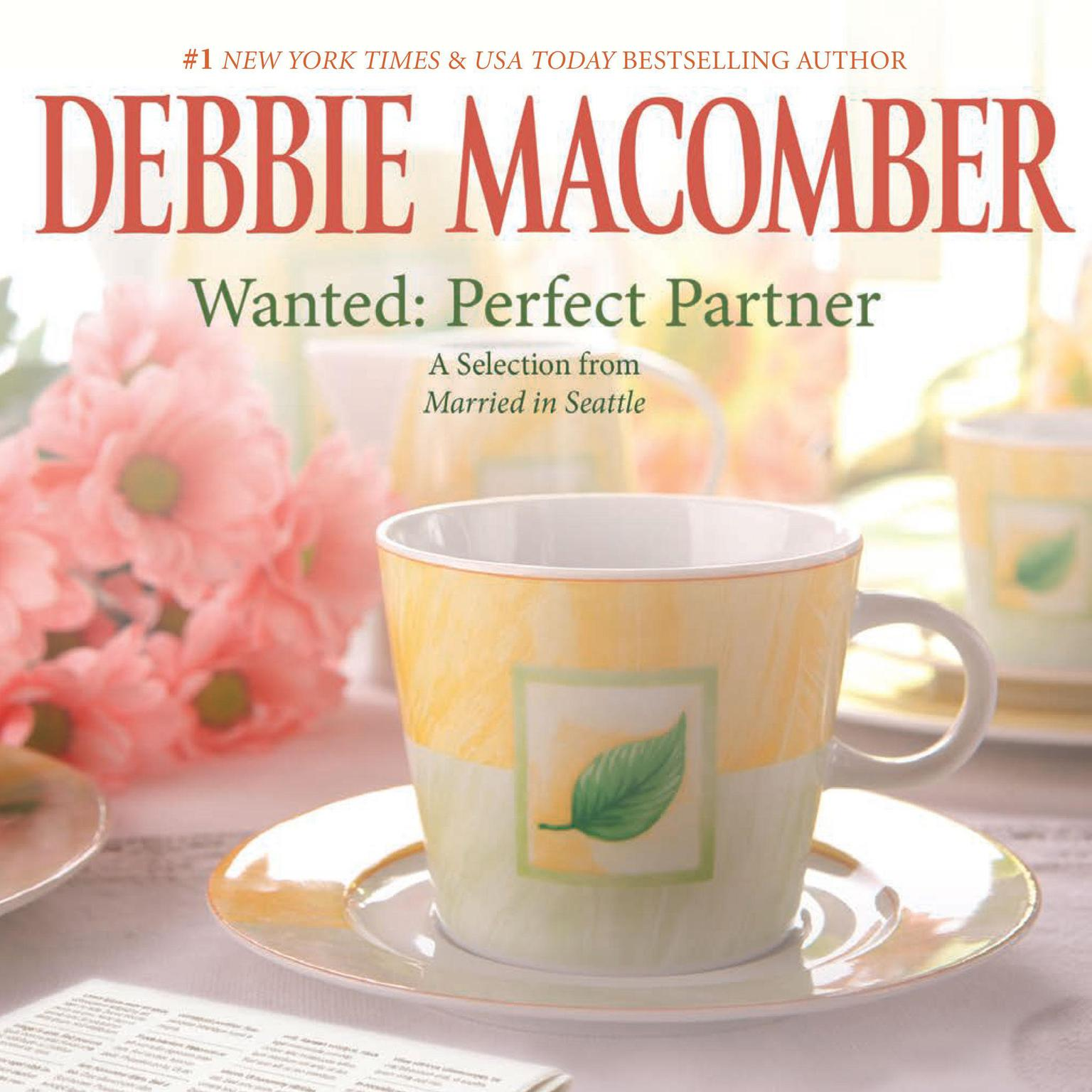 Printable Wanted: Perfect Partner: A Selection from Married in Seattle Audiobook Cover Art