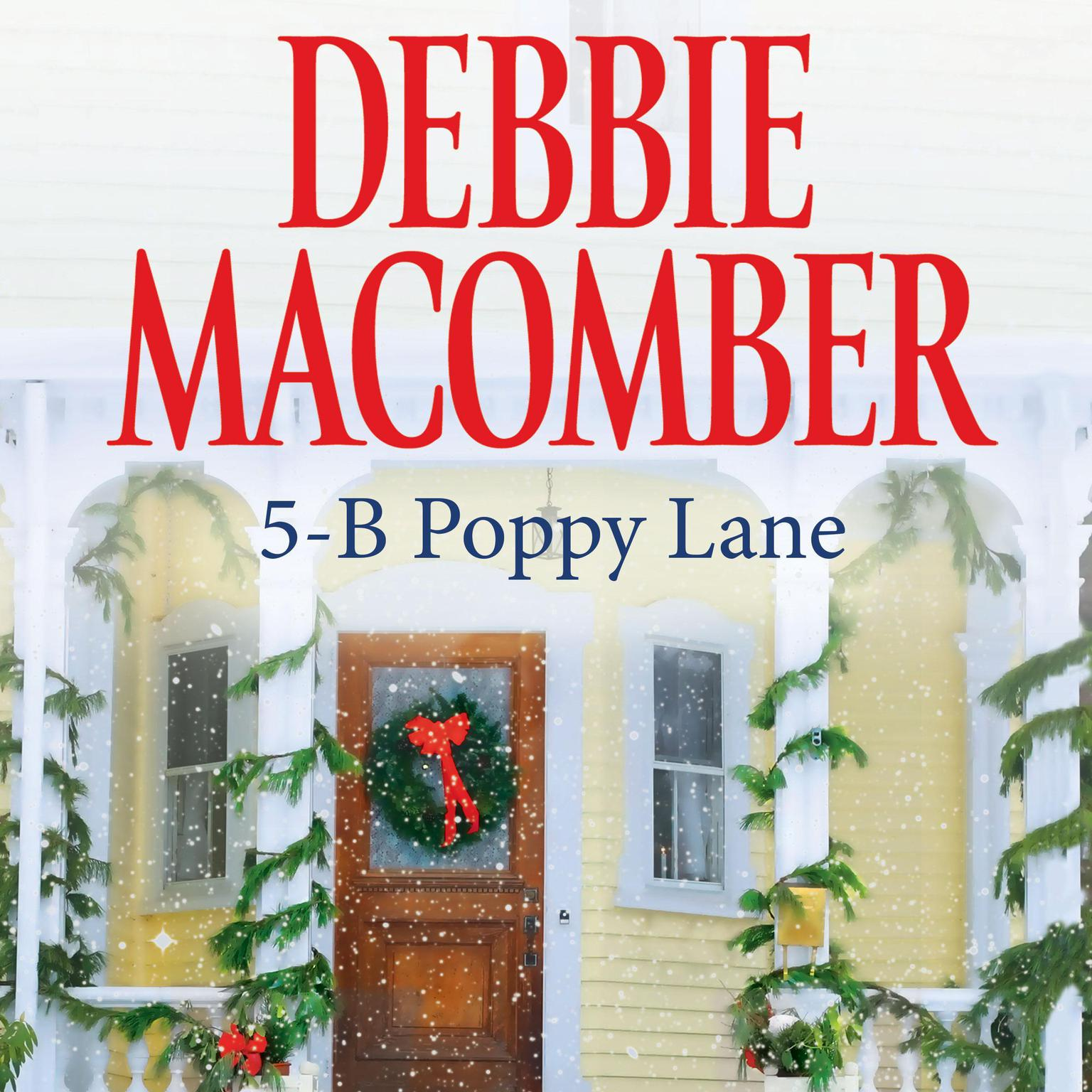 Printable 5-B Poppy Lane: A Cedar Cove Book Audiobook Cover Art