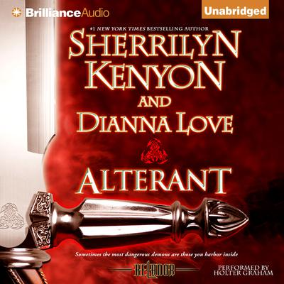 Alterant Audiobook, by Sherrilyn Kenyon