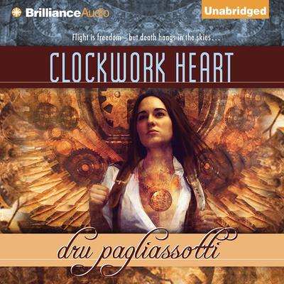 Clockwork Heart Audiobook, by Dru Pagliassotti