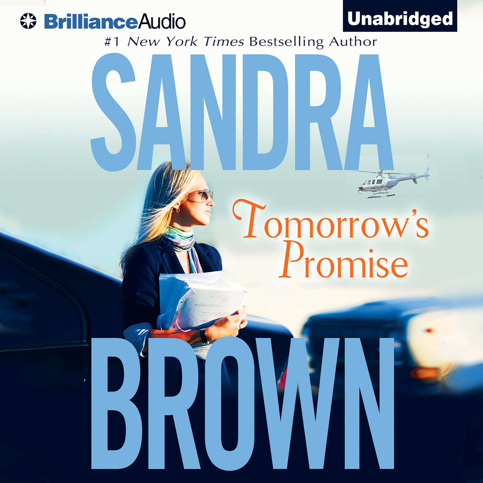 Printable Tomorrow's Promise Audiobook Cover Art