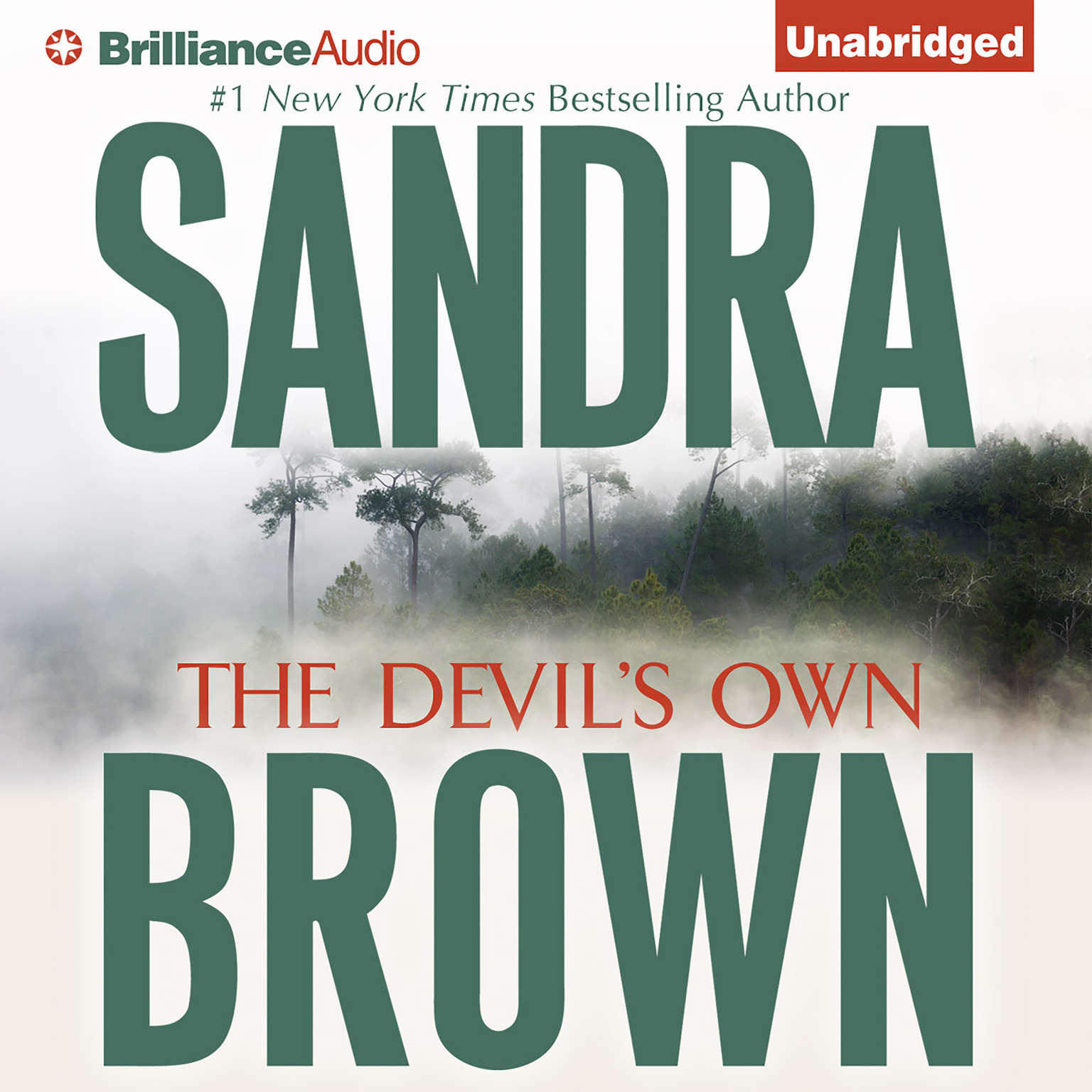 Printable The Devil's Own Audiobook Cover Art