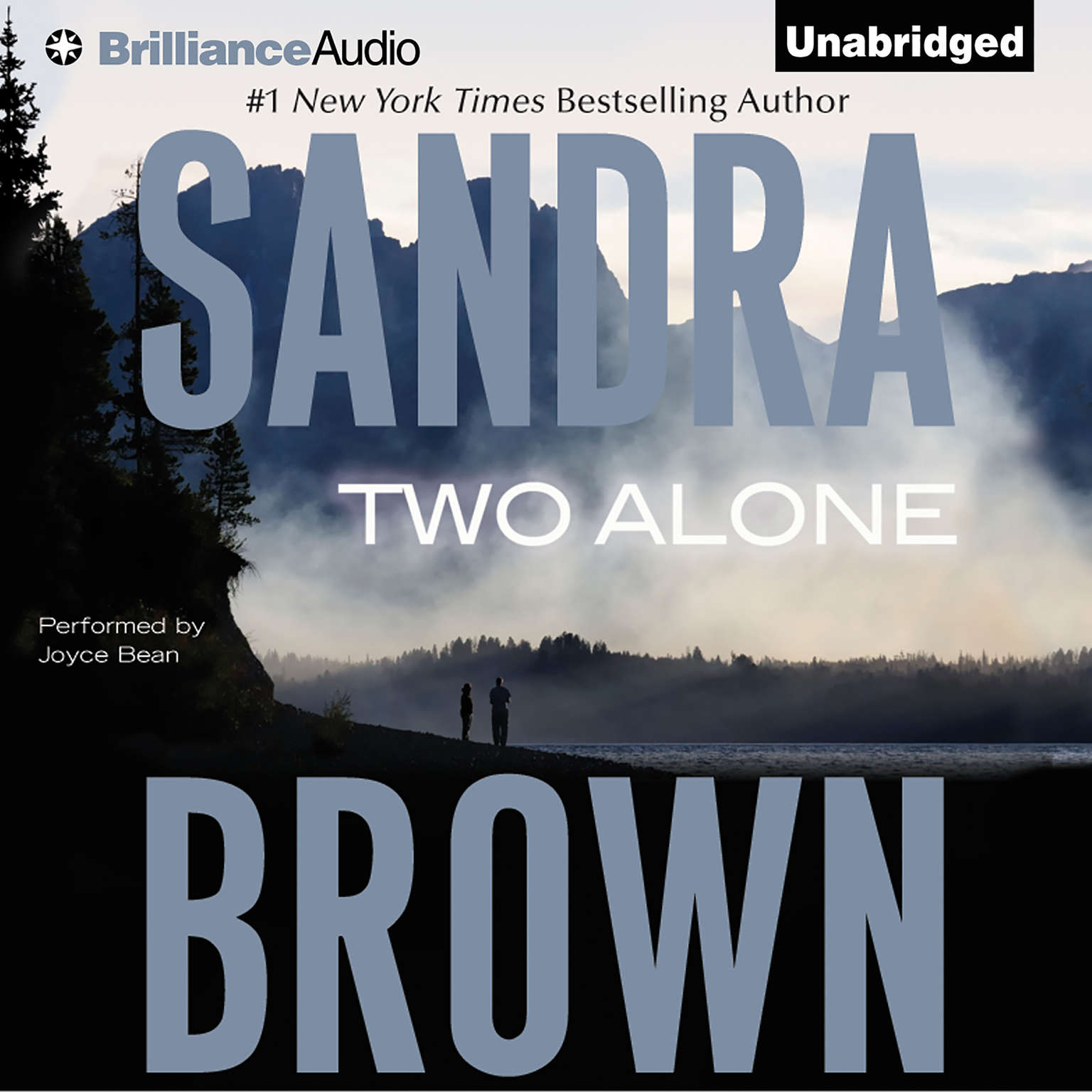 Printable Two Alone Audiobook Cover Art