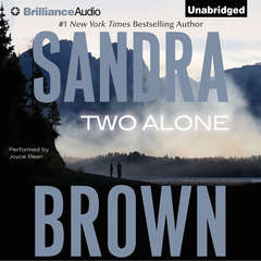 Two Alone Audiobook, by Sandra Brown