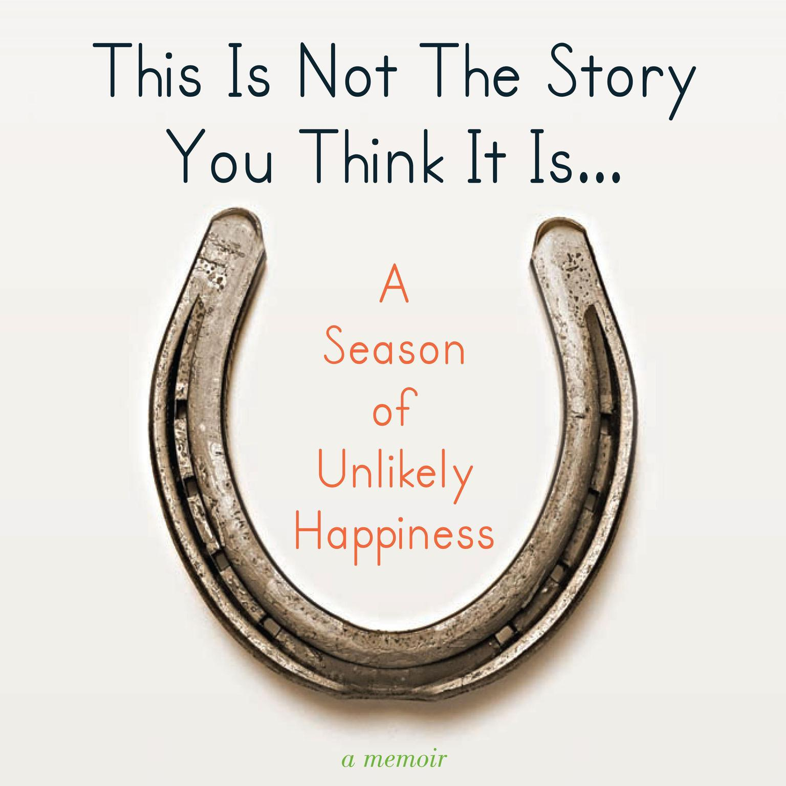 Printable This Is Not the Story You Think It Is …: A Season of Unlikely Happiness Audiobook Cover Art