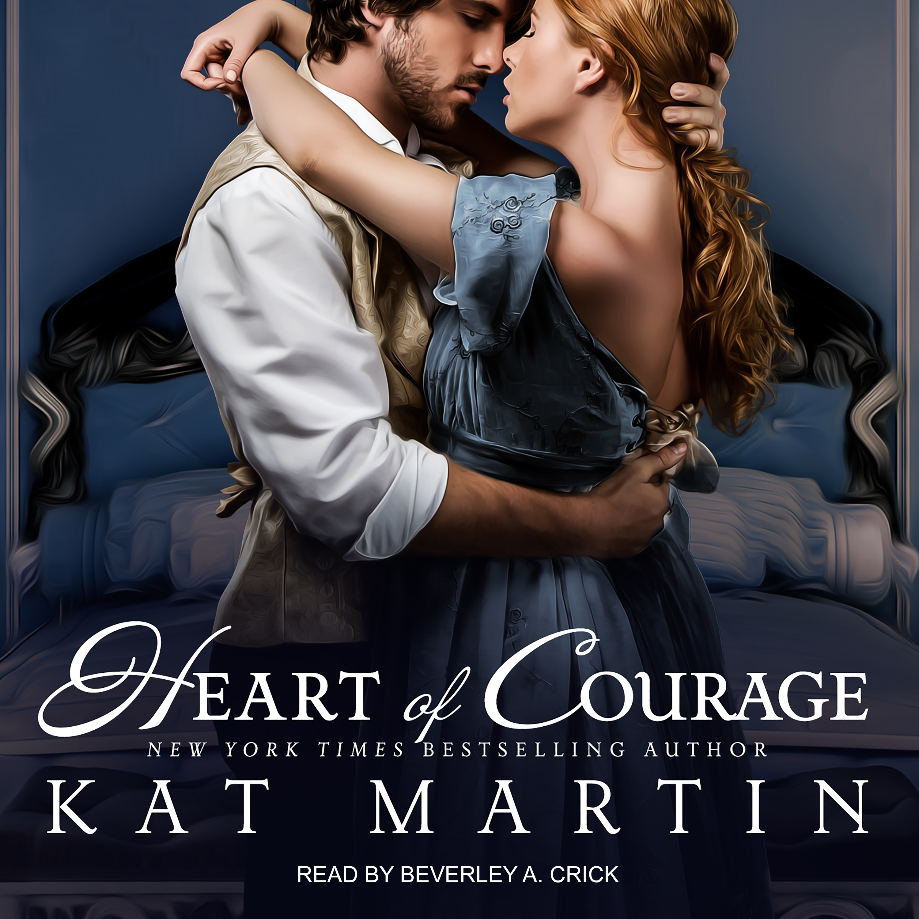 Printable Heart of Courage Audiobook Cover Art