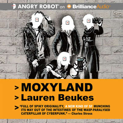 Moxyland Audiobook, by