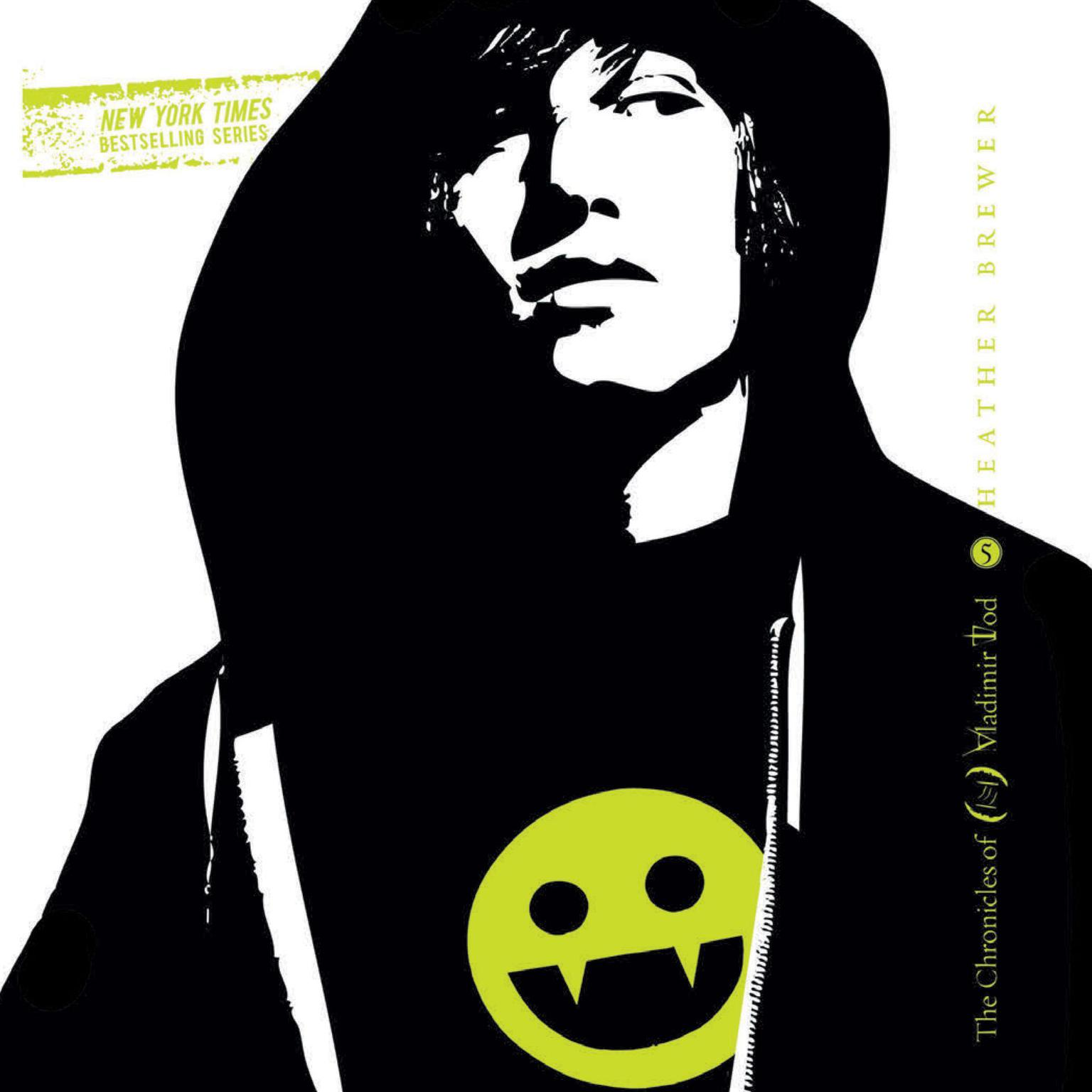 Printable Twelfth Grade Kills: The Chronicles of Vladimir Tod Audiobook Cover Art