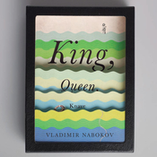 King, Queen, Knave Audiobook, by Vladimir Nabokov