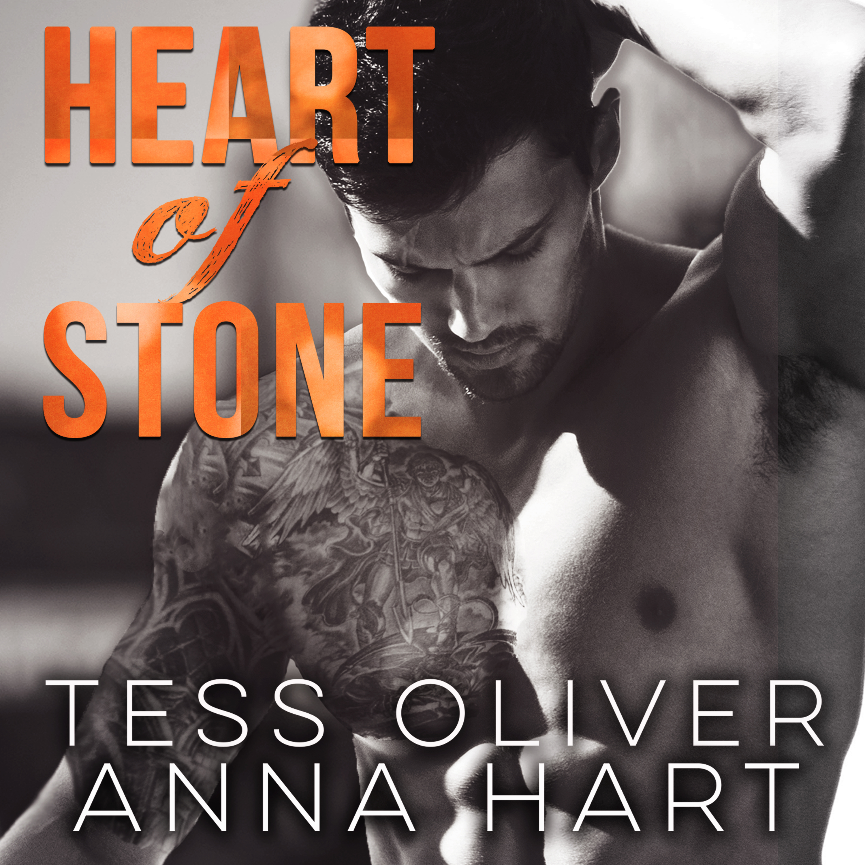 Printable Heart of Stone Audiobook Cover Art