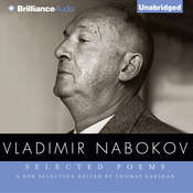 Selected Poems Audiobook, by Vladimir Nabokov