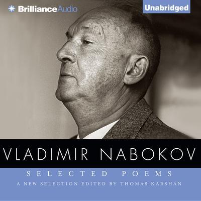 Selected Poems Audiobook, by Vladimir Nabokov