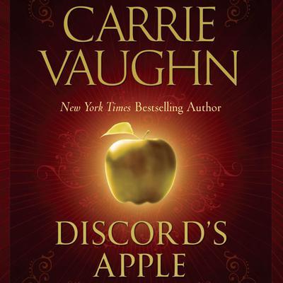 Discords Apple Audiobook, by Carrie Vaughn